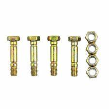 MTD SNOW THROWER SHEAR BOLTS OEM-710-0891 2-STAGE 2004 & EARLIER BOLT/NUTS