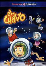EL CHAVO ANIMADO 4 (3PC) / ...-EL CHAVO ANIMADO 4 (3PC) / (FULL)  DVD NEW