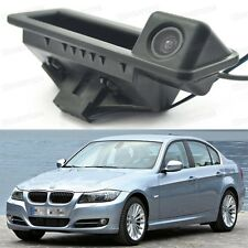 Car Trunk Handle Camera Rearview Backup Parking for 2009-2016 BMW 3 Series