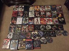Playstation 2 (PS2) Gumbo Mixed Lot of 63 Games!!!