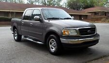 2002 Ford F-150 Super Crew (4 Doors)