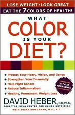 What Color Is Your Diet?: The 7 Colors of Health-ExLibrary