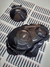 SUZUKI GSX-R 1000 2009-2016 K9 L6 Carbon / Kevlar Engine Case Covers (2-pieces)