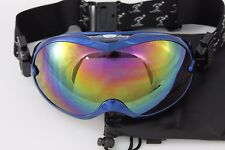 Sport UV goggles Protection for hunting ski snowboarding Motorcycle ATV 1058BL
