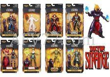"Hasbro SET Marvel Legends Dormammu BAF 6"" Dr. DOCTOR STRANGE Enchantress Nico"