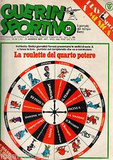 GUERIN SPORTIVO=N.35 1977=MAXIFOTO 16 SQUADRE A=COSMOS=AMANDA LEAR=UNGHERIA