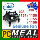Original INTEL Core i3 i5 i7 CPU Heatsink Fan Cooler LGA 1155 1156 1151 1150