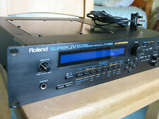 Roland JV 1080 Synth Sound Module