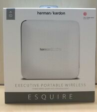 Harman Kardon Esquire Portable Wireless Speaker and Conferencing System White