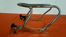 HD SPORTSTER SOLO LUGGAGE RACK 350-06/QUICK DETACH-1994-2003 53495-95/VERY NICE