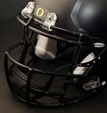 "MARCUS MARIOTA ""808"" OREGON DUCKS Riddell SPEED Football Helmet FACEMASK (BLACK)"