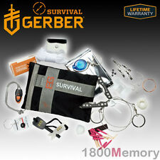 Gerber Bear Grylls Survival Series Ultimate 16 Piece Kit w/ Multi Tool 31-000701