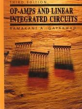 Op-Amps and Linear Integrated Circuits by Ramakant A. Gayakwad (1993, Hardcover)