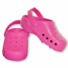 "SF Springfield SUMMER SANDALS PINK Slip on Shoes for 18"" American Girl Dolls NEW"