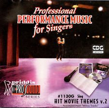 You Can Sing Hit Movie Themes V. 2, Movie Themes, , Good Karaoke