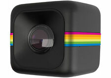 Cube HD 1080p Lifestyle Action Video Camera, POLAROID, Black