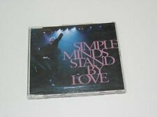 Simple Minds Stand by love (1991) [Maxi-CD]