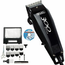Wahl 300 Series Clipper 8 Comb Guides Hair Clipper Trimmer Kit in Case 9246-810