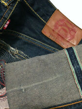 Authentic RMC MARTIN KSOHOH Red Monkey selvedge jeans size 30
