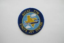 AVITAT FTW STACI'S JET CENTER EMBROIDERY APPLIQUÉ PATCH--001
