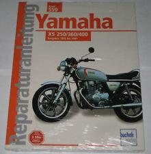 Reparaturanleitung Yamaha XS 250 / 360 / 400, Baujahre 1975 - 1981