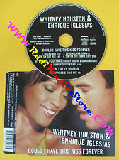 CD singolo Whitney Houston & Enrique Iglesias Could I Have This Kiss Forever(S28