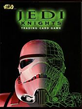 Star Wars 2000 Jedi Knights CCG Promo Sell Sheet #8046