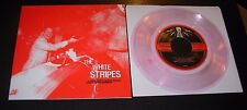 """WHITE STRIPES VAULT 7"""" COLOR Vinyl I JUST DON'T KNOW record jack 3rd man Third"""