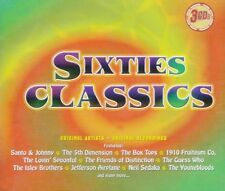 Sixties Classics (2003, CD NIEUW)3 DISC SET