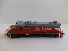 Mantua Tyco HO Scale ~ Burlington Route #5628 ~ GP20 Diesel Powered Loco