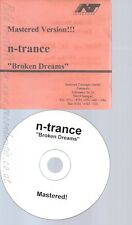 CD--N-TRANCE--BROKEN DREAMS--MASTERED VERSION --PROMO ONLY