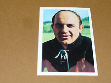 N°274 LEFEVRE GS FIGEAC RECUPERATION AGEDUCATIFS RUGBY 1971-1972 PANINI