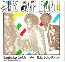 17994  THE GAP BAND   BURN RUBBER ON ME