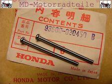 Honda CB 750 Four K0 K1 K2 Schrauben Set für Rücklichtglas ( D.NL )
