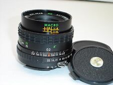 KALIMAR MC  28mm F 2.8 Lens  for NIKON cameras ( AI-s ) MACRO  SN K8717995