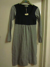 Grey & Blue Lysgaard Cotton & Cashmere Jumper Dress Size XS / Size 6 - 8 - NWT