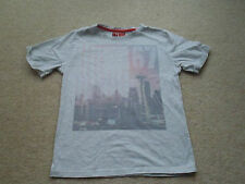 Boys Rebel Shirt T shirt Top 8- 9 years   Nice clean condition
