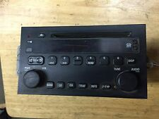 2005 BUICK RENDEZVOUS AM/FM RADIO CD STEREO AUDIO PLAYER P/N 10376762 (100)