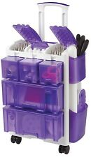 Decorate Smart Ultimate Rolling Tool Caddy Cake Essentials Storage Wilton NEW