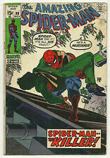 Amazing Spider-Man 1970 #90 Fine Death Of Captain Stacy