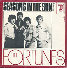 "7"" - THE FORTUNES - SEASONS IN THE SUN / LOUISE -UNITED ARTIST 35023 - DE 1969"