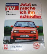 Tuninganleitung VW Golf II / 2 (auch GTI 16V G60) Jetzt mache ich ihn schneller