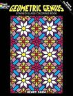 Geometric Genius: Stained Glass Coloring Book by Henry Shaw (Paperback, 2012)