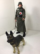 1/6 DRAGON GERMAN FELDGENDARMERIE MILITARY POLICE+DOG K-98  WW2 DID BBI 21ST