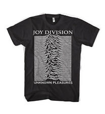New Retro JOY DIVISION Unknown Pleasures Unisex T shirt  All Sizes Colours