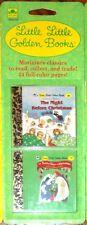 Little Little Golden books book mini miniature sealed 50 69 12 Days o Christmas