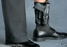 Galco Ankle Glove Holster Right Hand Glock 43,  Part # AG800