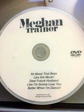 Meghan Trainor DVD 5 music videos Like I'm gonna lose you all about that bass