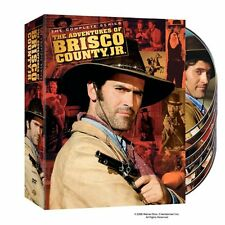 Adventures of Brisco County, Jr. Complete Series DVD Box Set Bruce Campbell NEW!