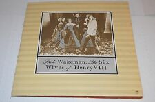 Rick Wakeman - The Six Wives Of Henry VIII   LP   SP-4361
